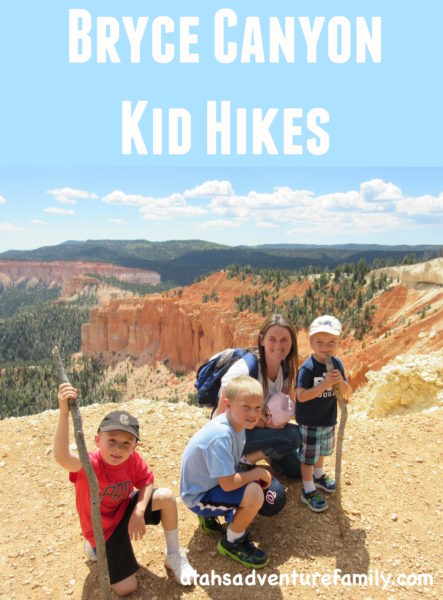 Bryce Canyon Kid Hikes