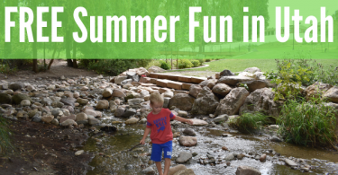 Free Summer Fun in Utah