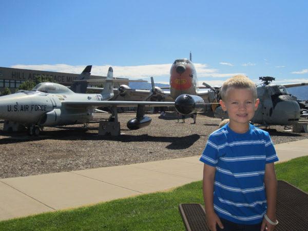 Hill Aerospace Museum 1