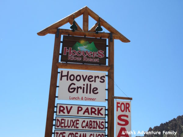Hoovers Restaurant 1