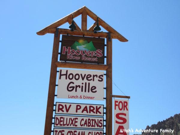 Hoovers Restaurant 1