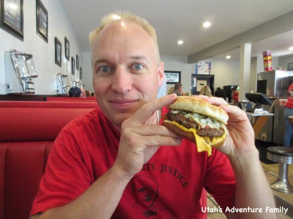 Burgers were delicious!
