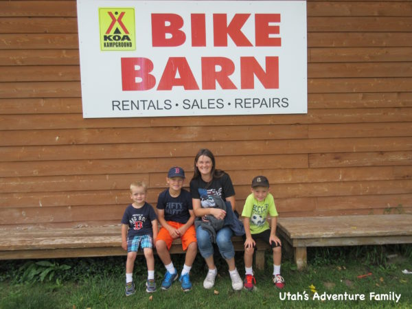 Bike Barn 1