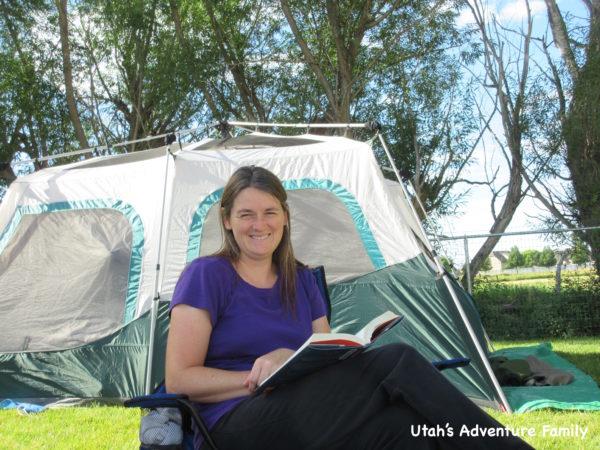 Camping at Home 11