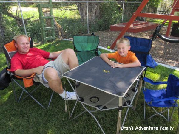 Camping at Home 2