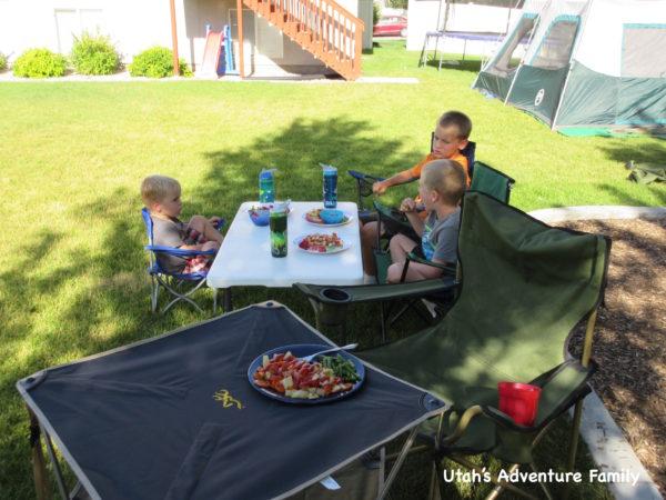 Camping at Home 3