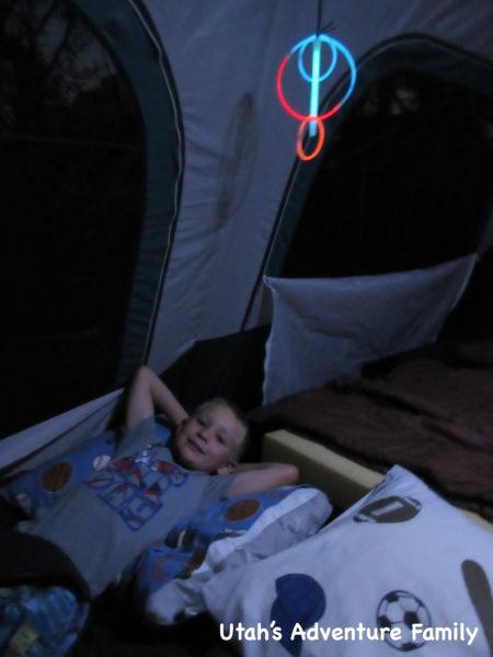 Camping at Home 9