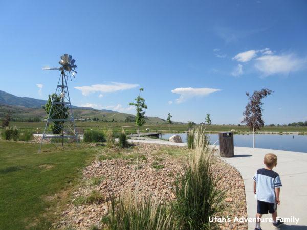 Garden City Pond 4