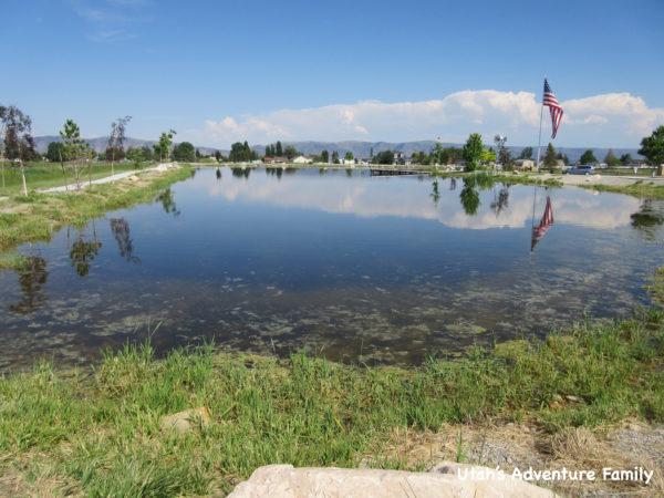 Garden City Pond 9