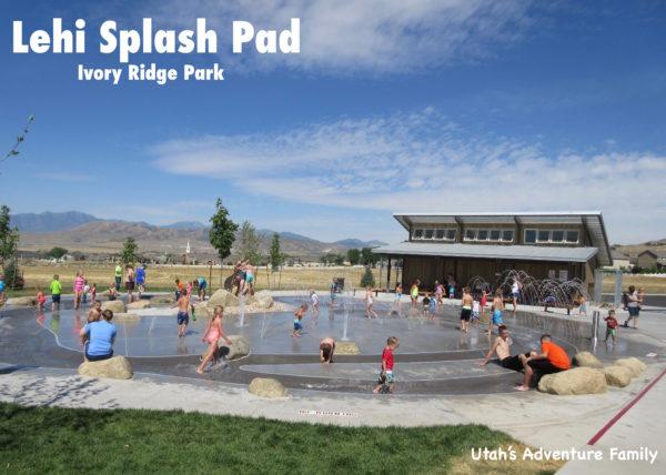 Lehi Splash Pad 1
