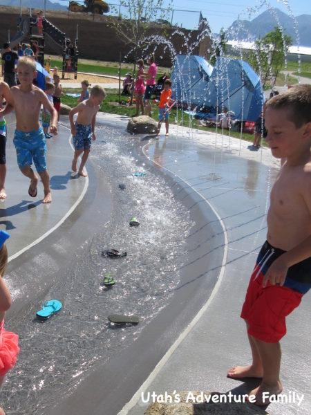 Lehi Splash Pad 10