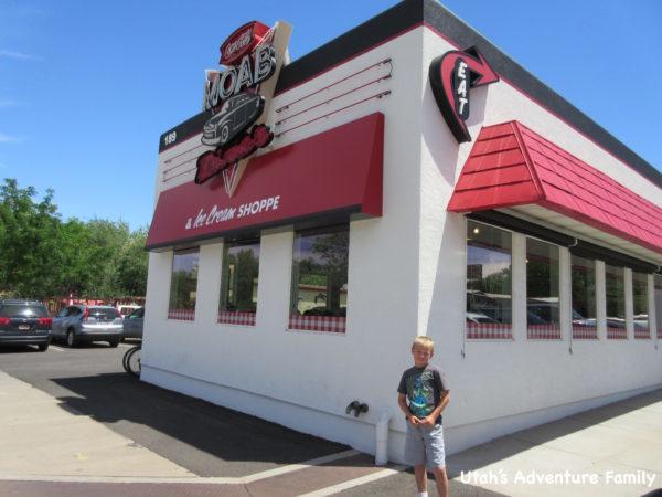 Moab Diner 1