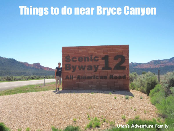 Things to do Near Bryce Canyon