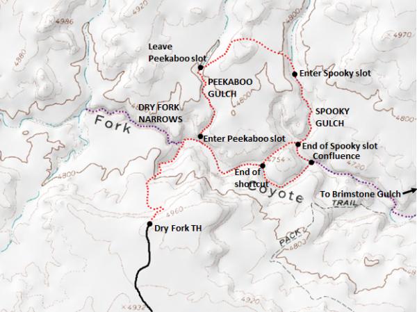 peekaboo-spooky-gulch-slot-canyon-trail-map-escalante