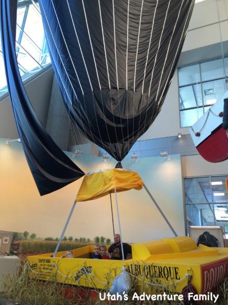 Albequerque Balloon Museum 10