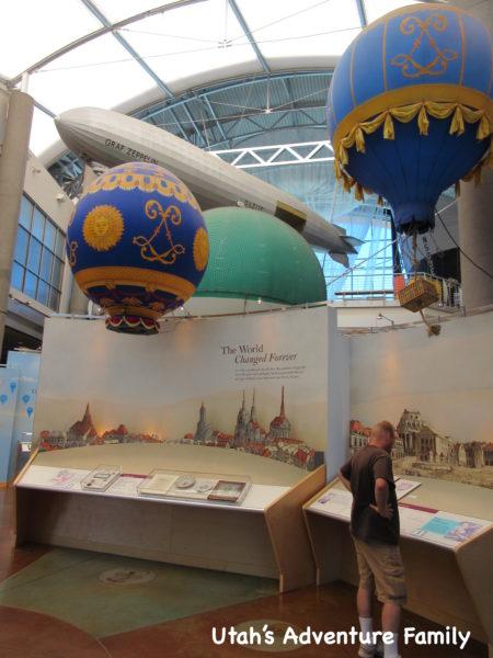 Albequerque Balloon Museum 2