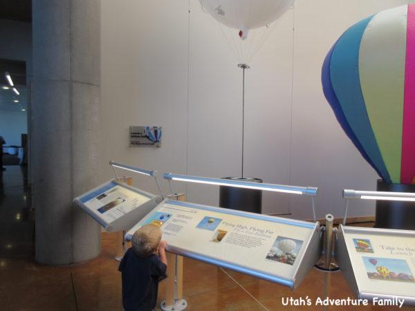 Albequerque Balloon Museum 5