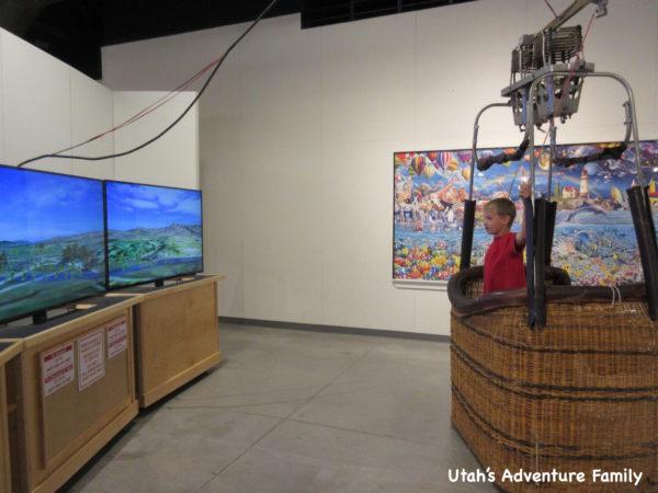 Albequerque Balloon Museum 8