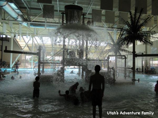 Lehi Legacy Center Pool 1