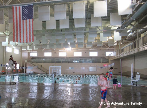 Lehi Legacy Center Pool 11