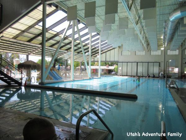 Lehi Legacy Center Pool 2
