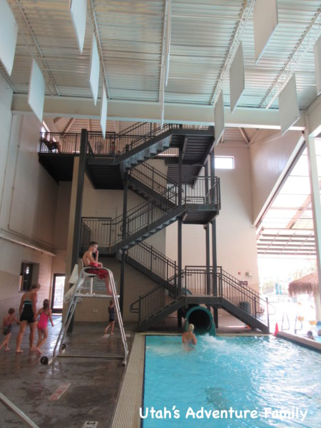 Lehi Legacy Center Pool 4