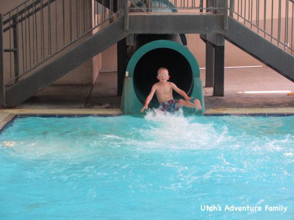 Lehi Legacy Center Pool 5