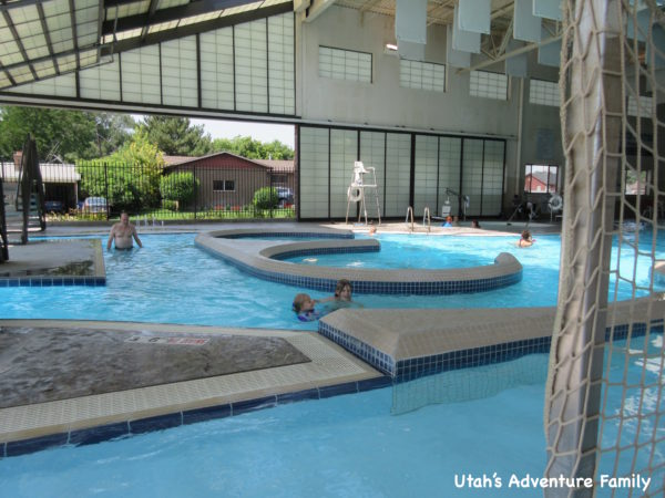 Lehi Legacy Center Pool 8