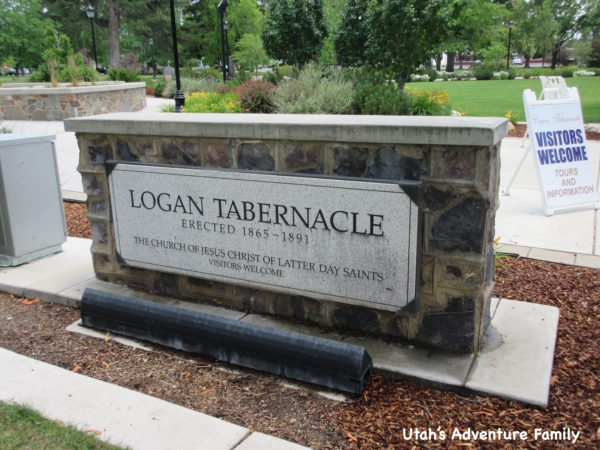 Logan Tabernacle 2