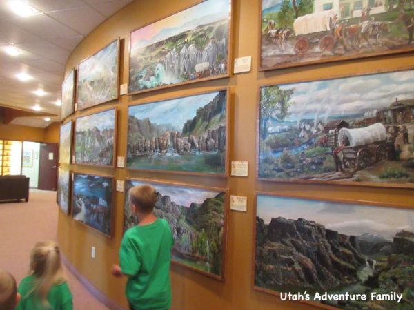 Oregon Trail Center 10