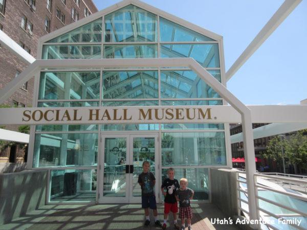 Social Hall 2