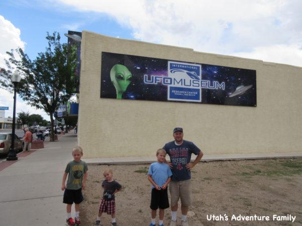UFO Museum 1