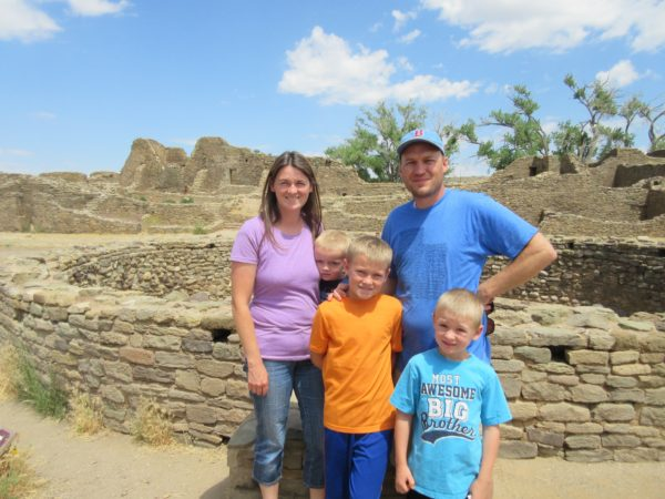 Aztec Ruins National Monument 10