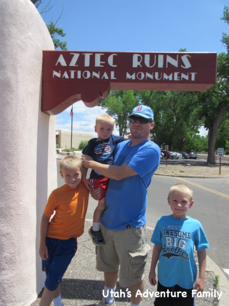 Aztec Ruins National Monument 21