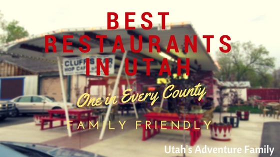 Best Restaurants In Utah By County