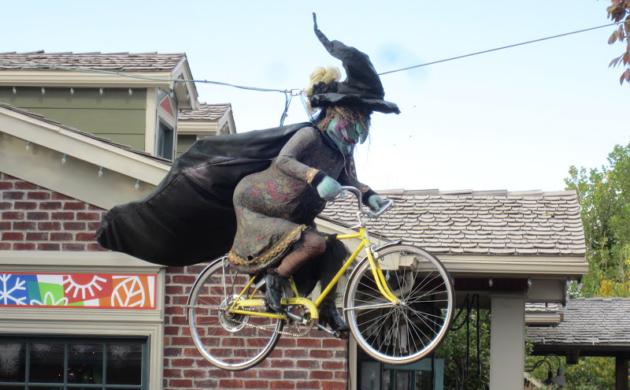 Gardner Village Witches