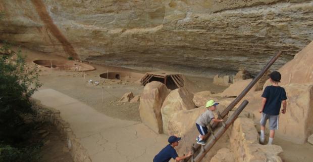 Mesa Verde Kid Hikes