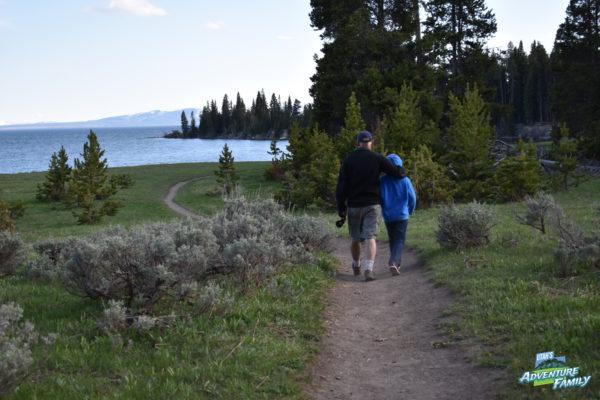 Yellowstone Kid Hikes - Utah's Adventure Family