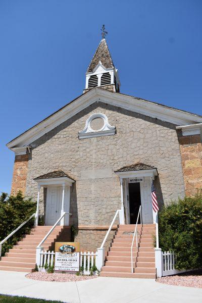 Parowan Old Rock Church Utah S Adventure Family