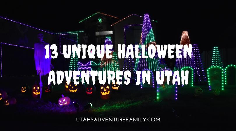 Halloween 2020 Utah 13 Unique Halloween Activities in Utah   Utah's Adventure Family