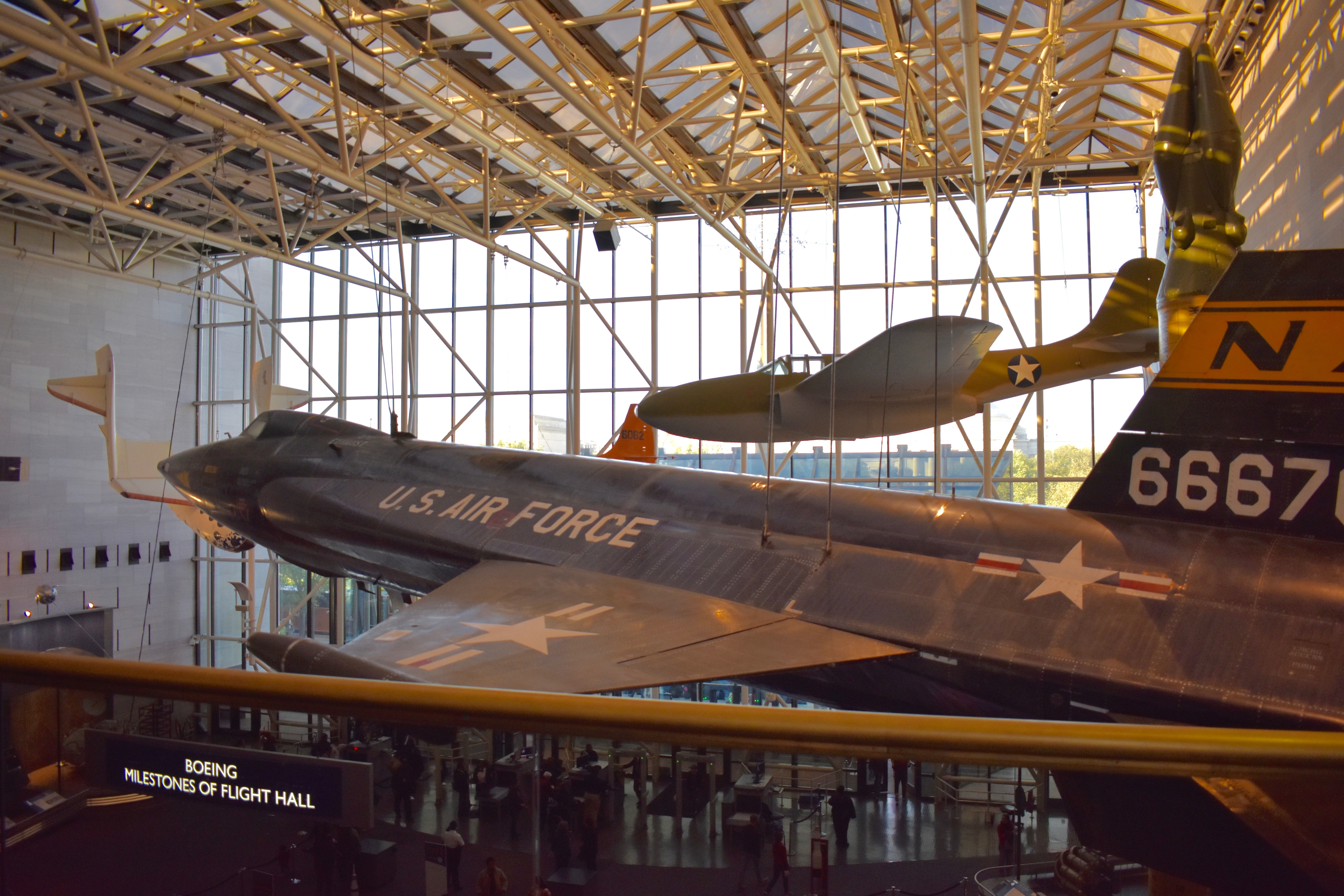 Smithsonian Air And Space Museum Utah S Adventure Family