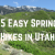 15 Easy Spring Hikes in Utah