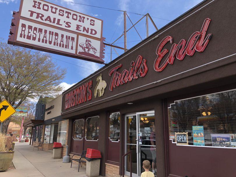 Houston S Trail S End Restaurant Utah S Adventure Family