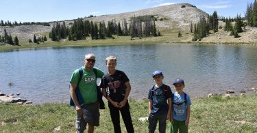 Family Friendly Hikes on the Mirror Lake Highway