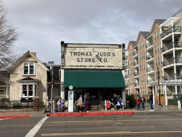 Thomas Judd's Store Co in St. George