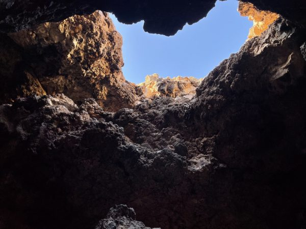 Snow Canyon Lava Tubes